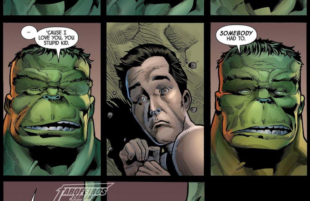 Outra Semana nos Quadrinhos #5 - Immortal Hulk #13 - Blog Farofeiros