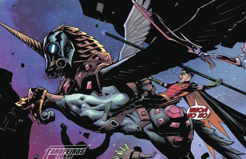 Outra Semana nos Quadrinhos #5 - Young Justice #2 - Robin - Blog Farofeiros
