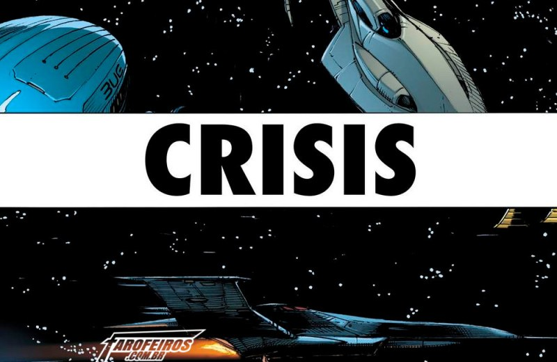Nova CRISE na DC Comics - Relógio do Apocalipse - Doomsday Clock - Blog Farofeiros