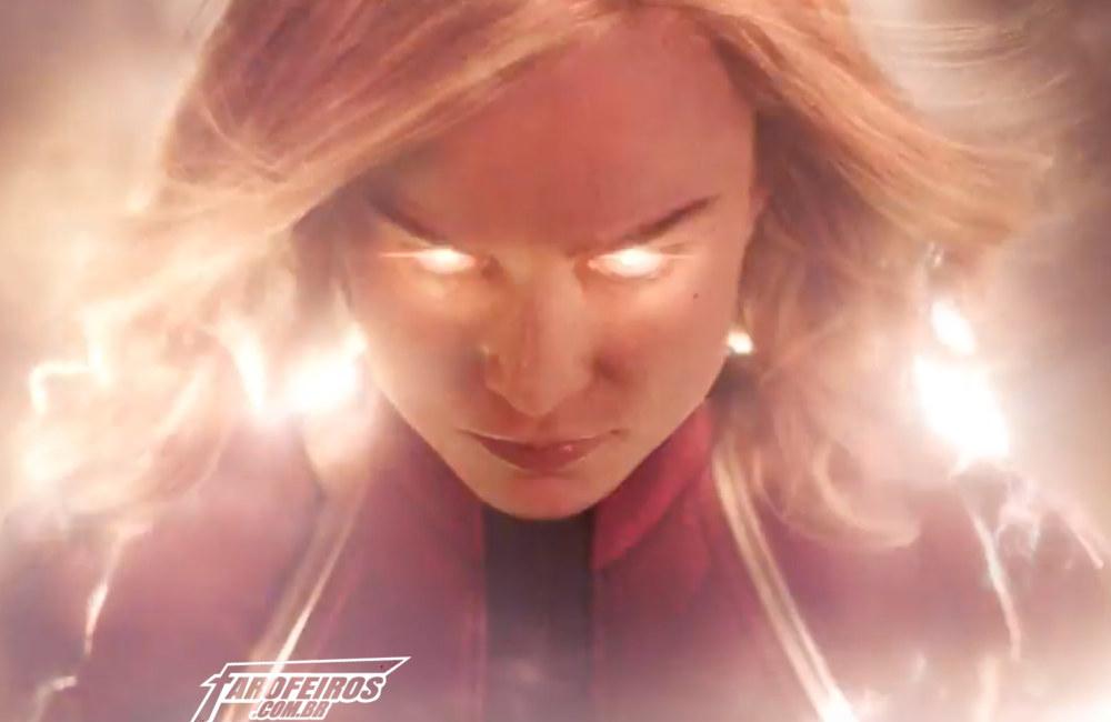 O Tesseract em Capitã Marvel - Blog Farofeiros