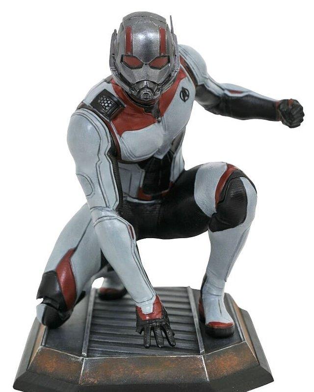 Novos trajes para os Vingadores em Ultimato - Hot Toys Japão - Quantum Suits - Homem Formiga - Diamond Select - Blog Farofeiros