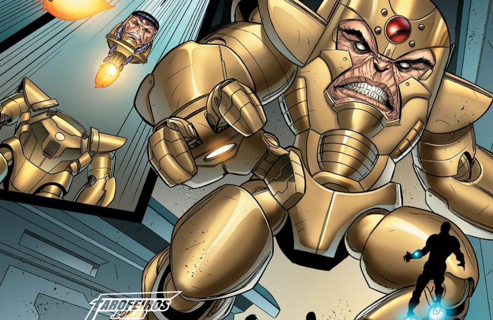 Outra Semana nos Quadrinhos #14 - Avengers - Edge of Infinity - MODOK - Vingadores - Blog Farofeiros