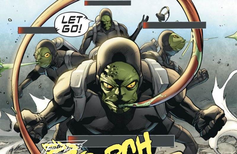 Outra Semana nos Quadrinhos #14 - The Terrifics #15 - Blog Farofeiros