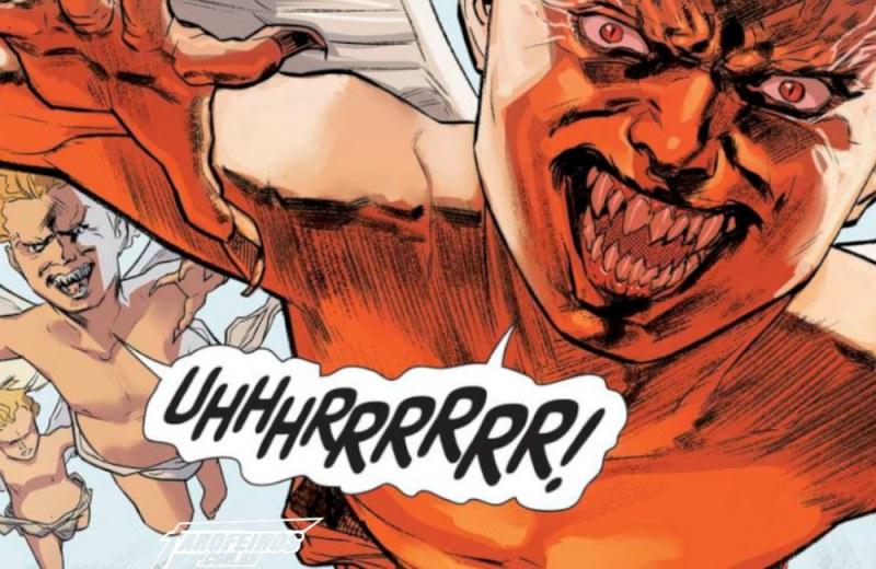 Outra Semana nos Quadrinhos #14 - Wonder Woman #69 - Mulher Maravilha - Blog Farofeiros