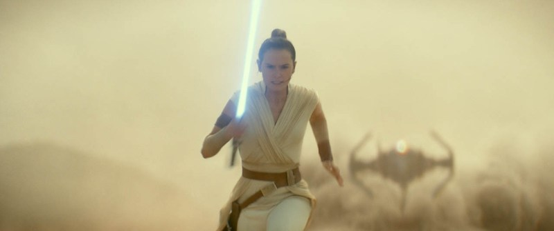 Rey Skywalker - A Ascensão Skywalker - Blog Farofeiros