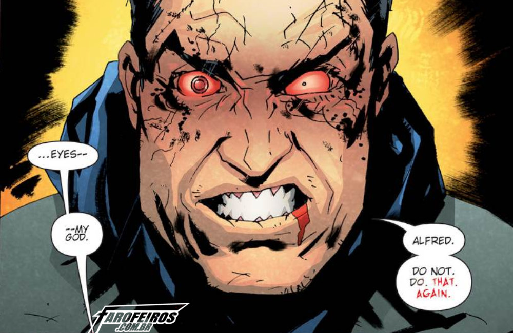 The Batman Who Laguhs #4 - O Batman que Ri - Blog Farofeiros