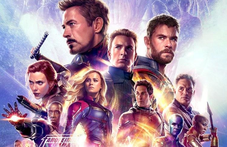 Vingadores - Ultimato - 01 - Blog Farofeiros- Agenda de lançamentos Marvel e DC