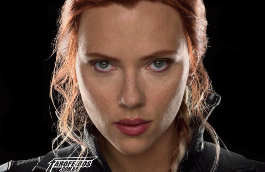 Vingadores - Ultimato - Viúva Negra - Natasha Romanov - Blog Farofeiros