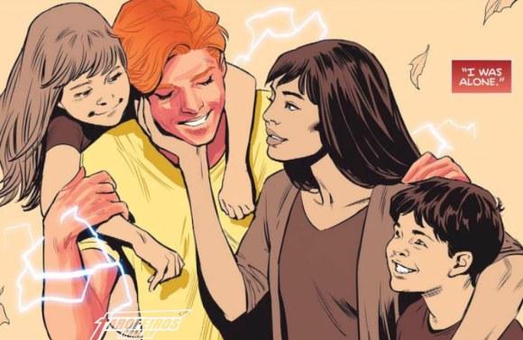 A tragédia de Wally West em Heróis em Crise - Heroes in Crisis - Flash - Kid Flash - 02 - Blog Farofeiros