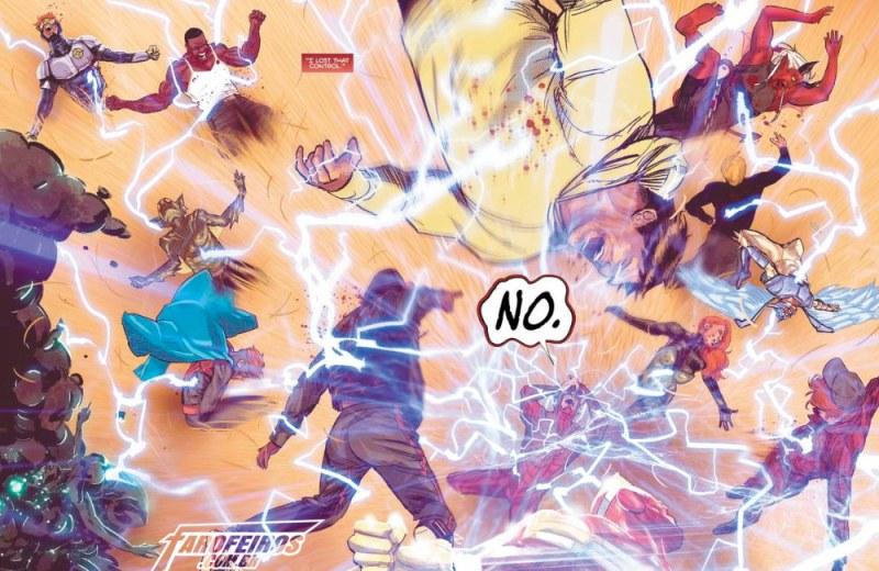A tragédia de Wally West em Heróis em Crise - Heroes in Crisis - Flash - Kid Flash - 04 - Blog Farofeiros