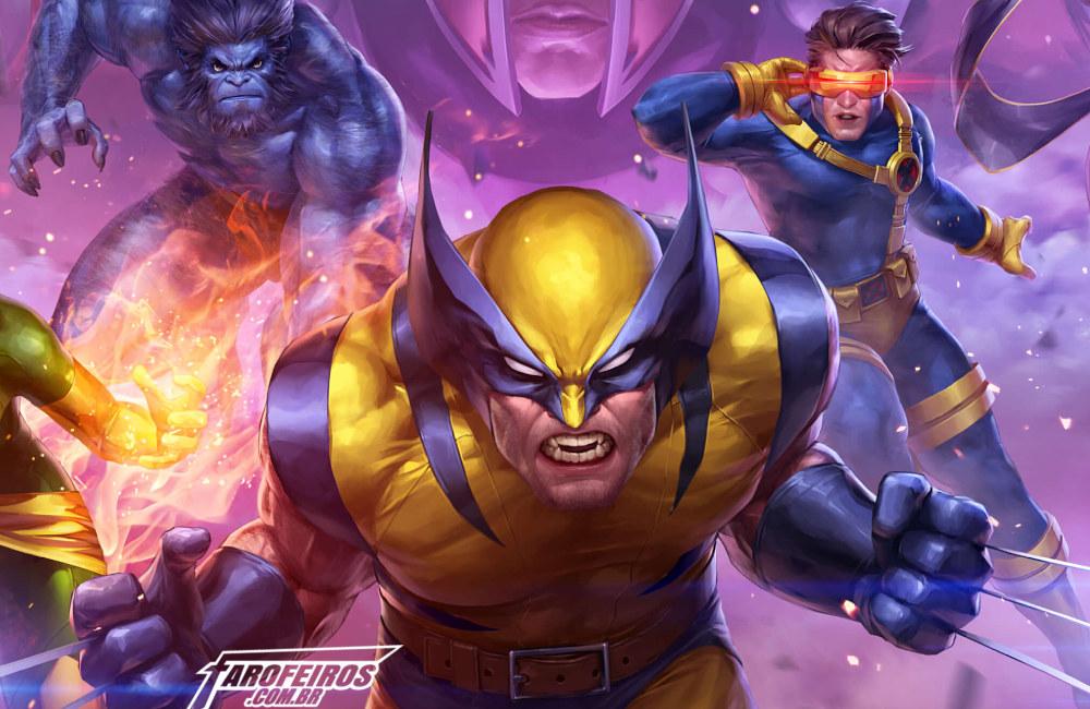 O fim Loot Boxes e microtransações Pay to Win - X-Men - Marvel Future Fight - Blog Farofeiros