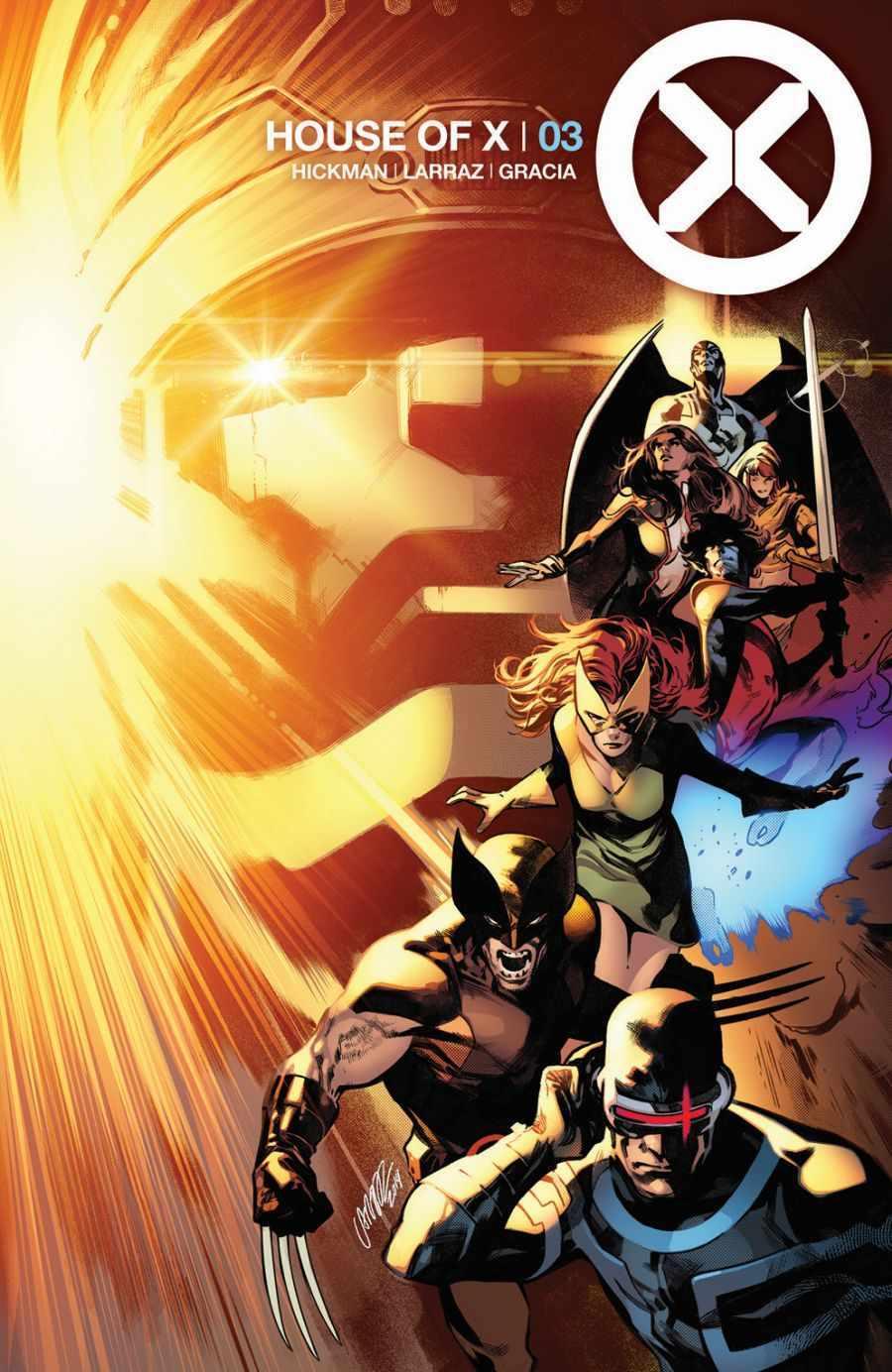 Os X-Men de Jonathan Hickman - House of X #3 - Blog Farofeiros