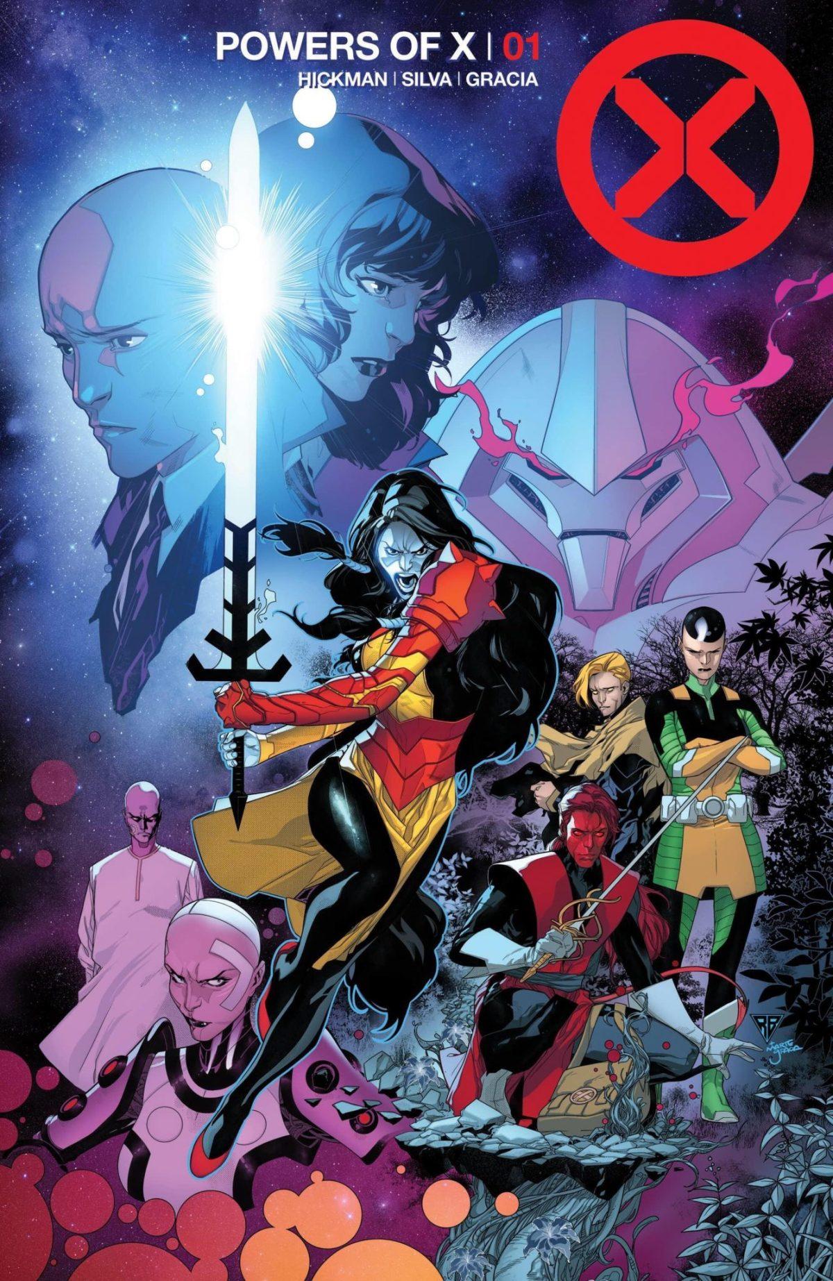 Os X-Men de Jonathan Hickman - Powers of X #1 - Blog Farofeiros