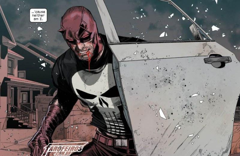 Outra Semana nos Quadrinhos #17 - Daredevil #5 - Demolidor - Blog Farofeiros