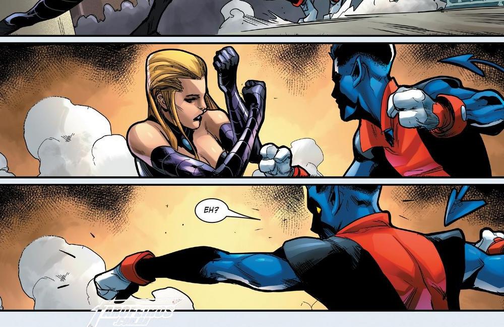 Outra Semana nos Quadrinhos #18 - Age of X-Man - The Amazing Nightcrawler #4 - Noturno - Blog Farofeiros