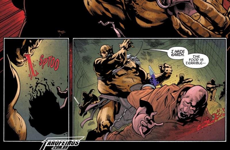 Outra Semana nos Quadrinhos #18 - War Of The Realms - Punisher #2 - Blog Farofeiros