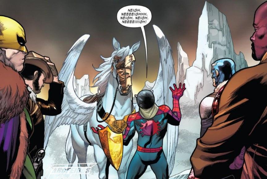 Outra Semana nos Quadrinhos #18 - War Of The Realms - Strikeforce - Land of Giants #1 - Homem Aranha - Blog Farofeiros