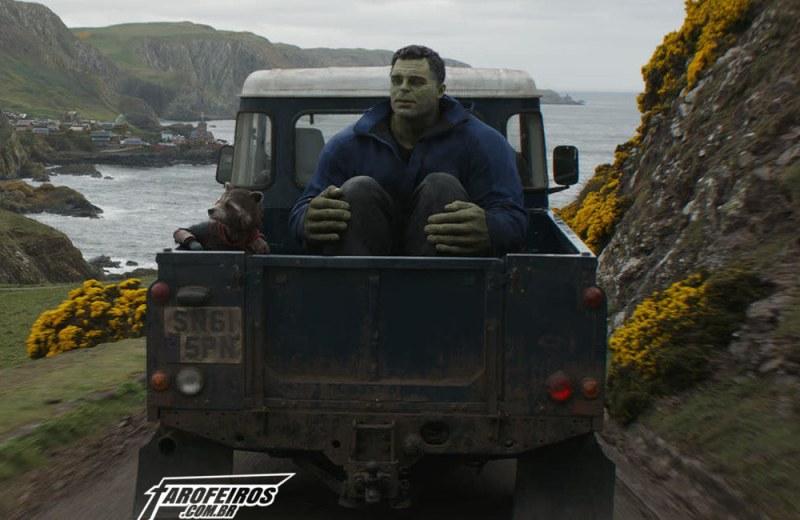 Rocket e Hulk - Nova Asgard - Vingadores - Ultimato - Blog Farofeiros