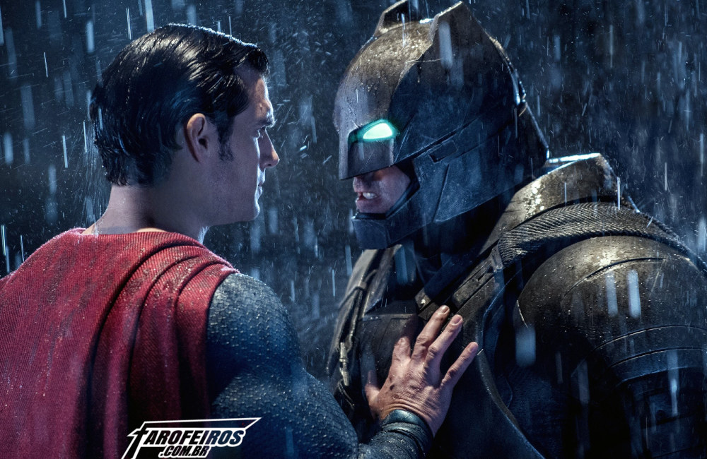 Batman é fascista - Ben Affleck - Zack Snyder - Batman V Superman - Blog Farofeiros