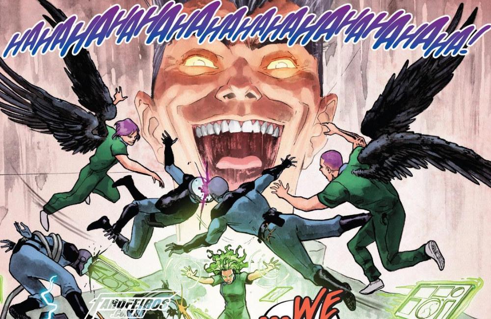 Outra Semana nos Quadrinhos #19 - Age Of X-Man - Prisoner-X #4 - Legião - Blog Farofeiros