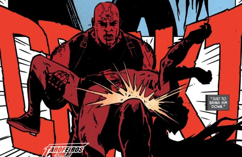 Outra Semana nos Quadrinhos #19 - Batman #72 - Bane - Blog Farofeiros