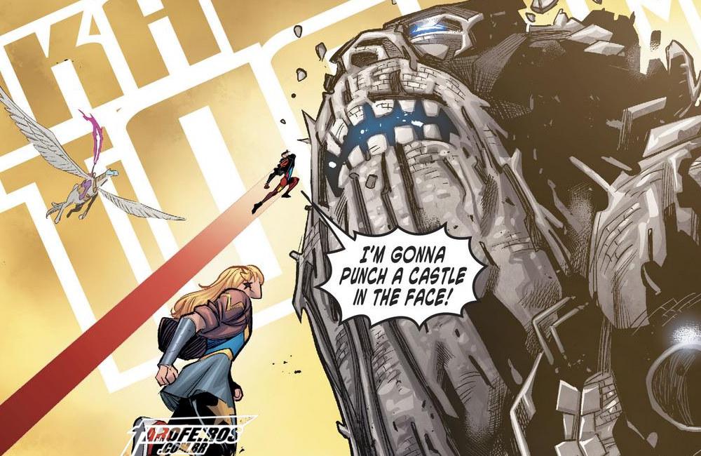 Outra Semana nos Quadrinhos #19 - Young Justice #6 - Superboy - Blog Farofeiros