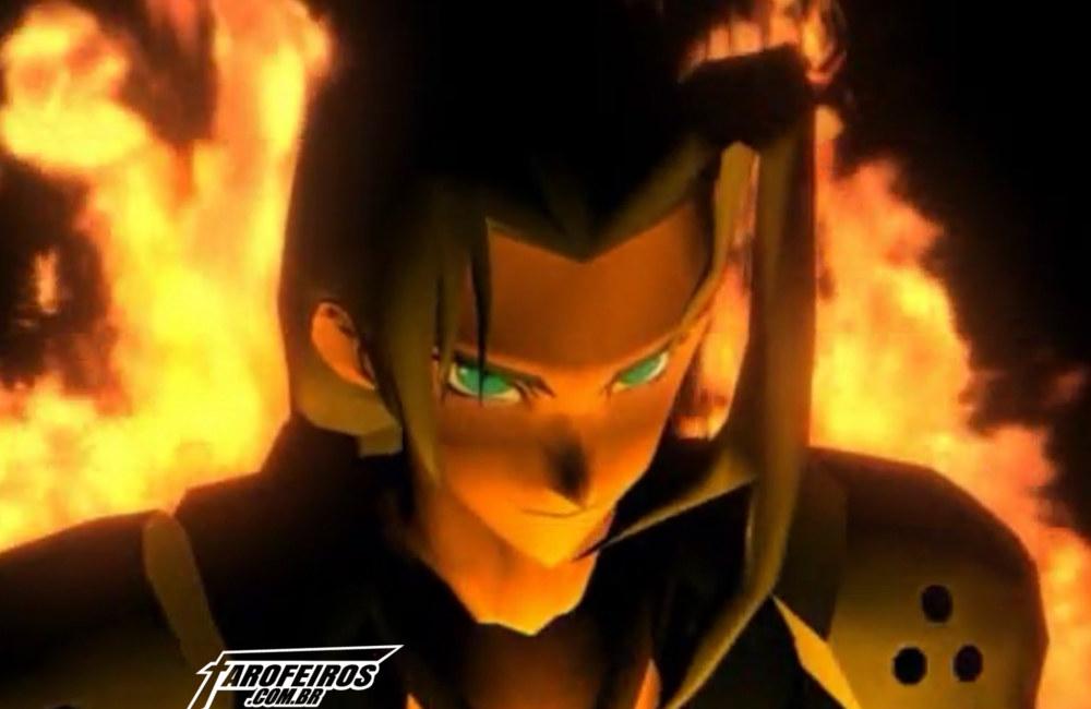 Quantas vezes você precisa comprar Final Fantasy VII - Sephiroth bravo - Blog Farofeiros