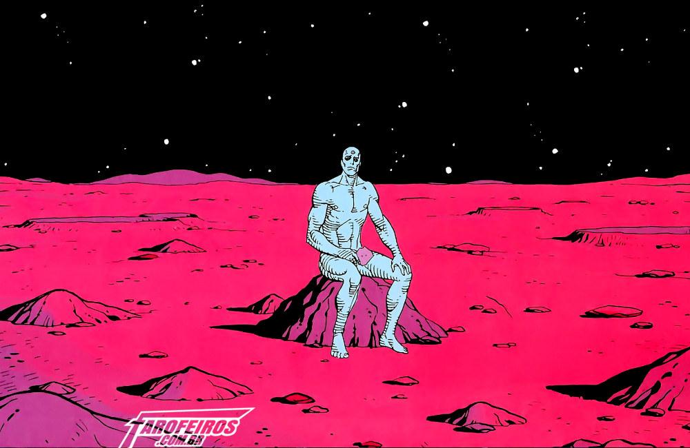 Quem lava a Lava Jato - Watchmen - Doutor Manhattan - Blog Farofeiros