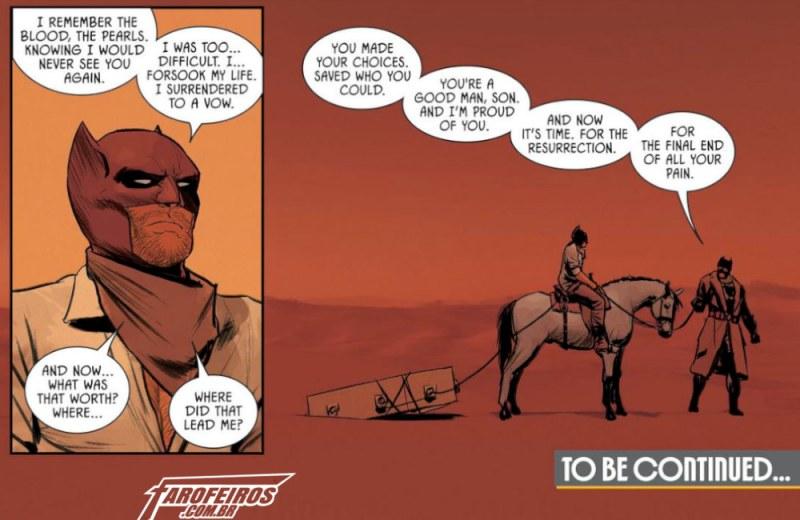 Vão ressuscitar a mãe do Batman - Batman #73 - 02 - Blog Farofeiros