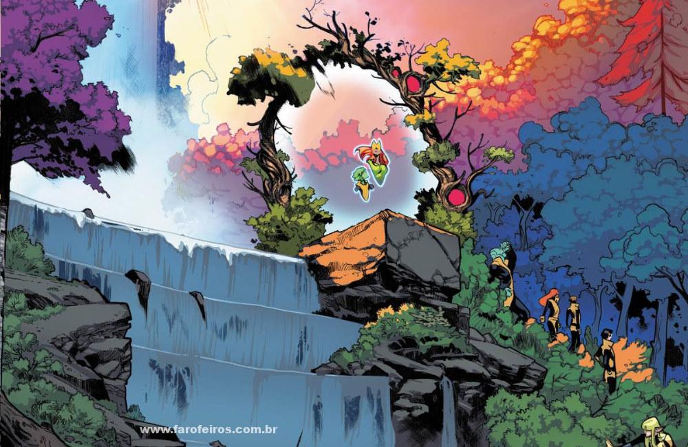Detalhes de House of X - Krakoa - Portal - Casa de X - X-Men - Marvel Comics - Blog Farofeiros