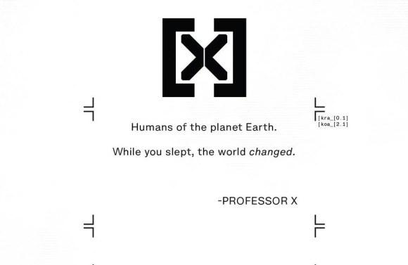 Detalhes de House of X - Professor X - O mundo mudou - Casa de X - X-Men - Marvel Comics - Blog Farofeiros