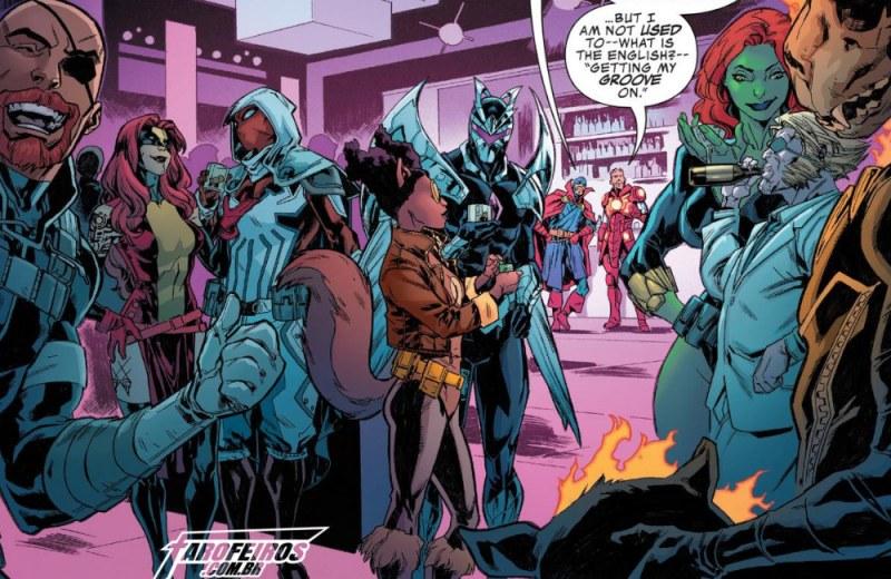 Outra Semana nos Quadrinhos #20 - Secret Warps - Soldier Supreme Annual #1 - Soldado Supremo - Blog Farofeiros