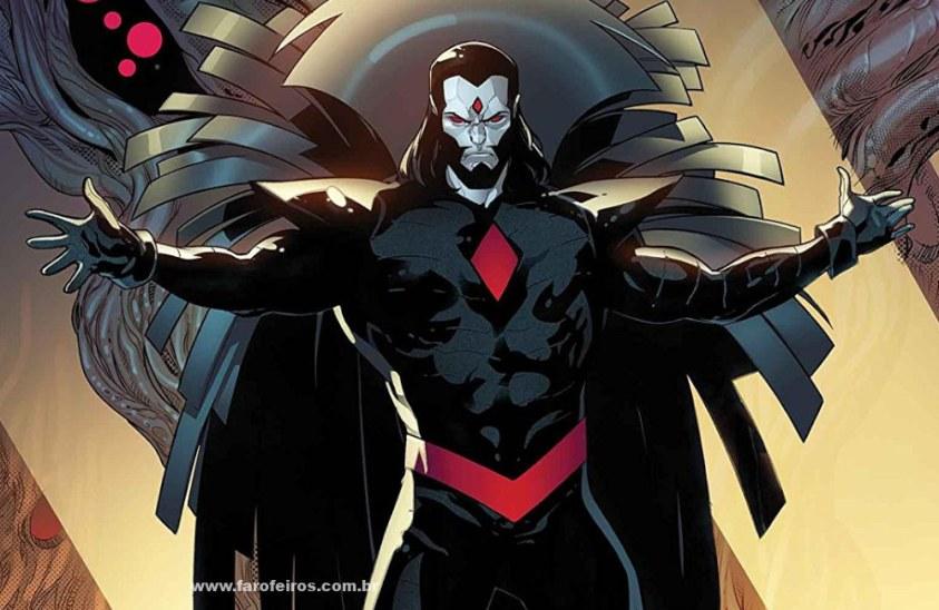 Detalhes de Powers of X - Poderes dos X - Senhor Sinistro - Blog Farofeiros