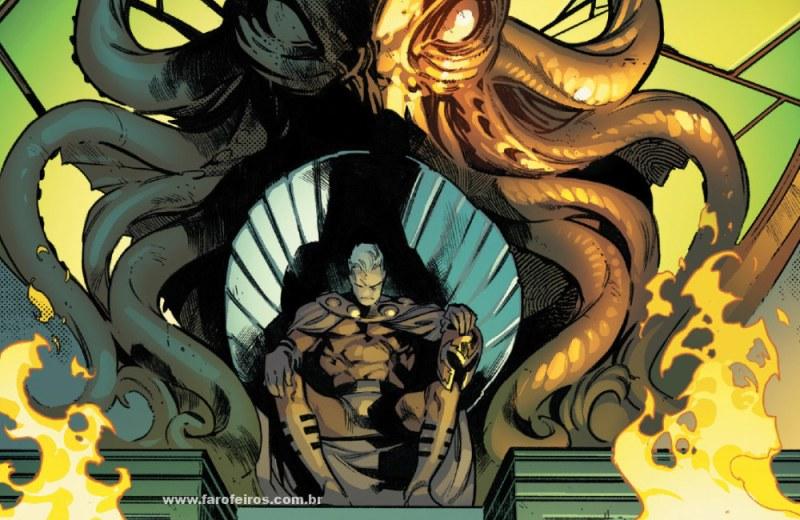 Moira MacTaggert e os X-Men - Magneto - House of X - Marvel Comics - Blog Farofeiros