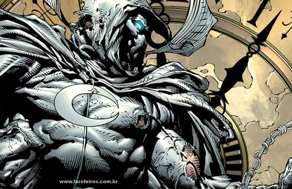 Novidades das séries da Marvel Studios na D23 Expo 2019 - Cavaleiro da Lua - Quadrinhos - Blog Farofeiros