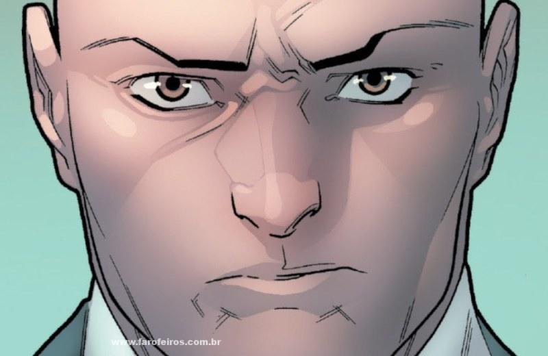 Professor Charles Xavier - X-Men - Hoje é aquele dia - Pensamento - 01 - Blog Farofeiros