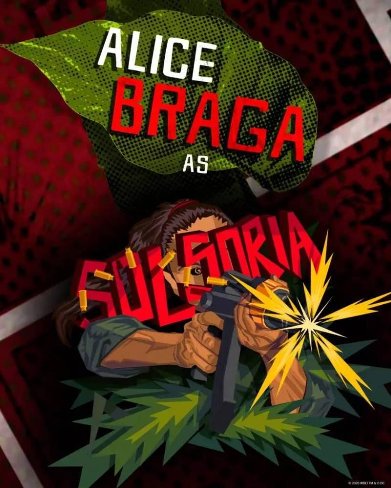 Alice Braga - Solsoria - O Esquadrão Suicida - James Gunn - Blog Farofeiros