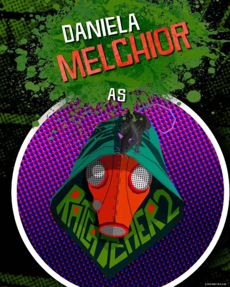 Daniela Melchior - Caça Ratos 2 - O Esquadrão Suicida - James Gunn - Blog Farofeiros