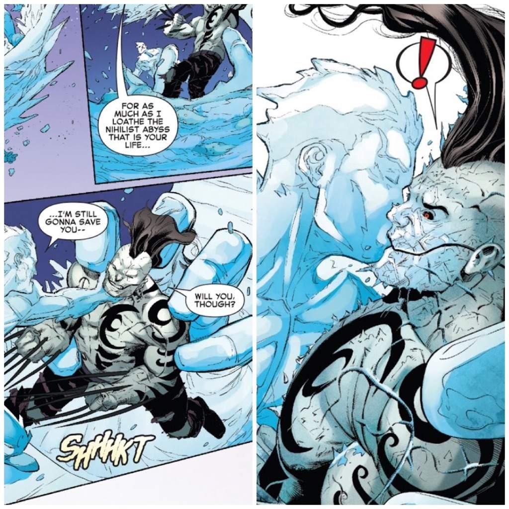 Homem de Gelo e Daken - Marvel Comics - Beijo gay nas histórias em quadrinhos - Blog Farofeiros