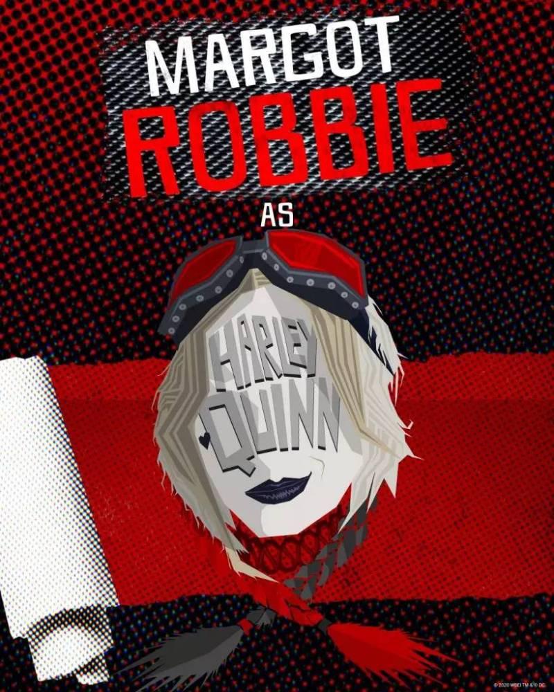 Margot Robbie - Arlequina - O Esquadrão Suicida - James Gunn - Blog Farofeiros