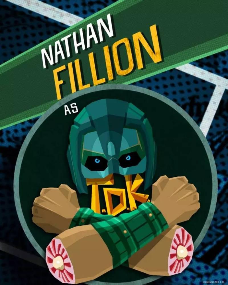Nathan Fillion - TDK - O Esquadrão Suicida - James Gunn - Blog Farofeiros