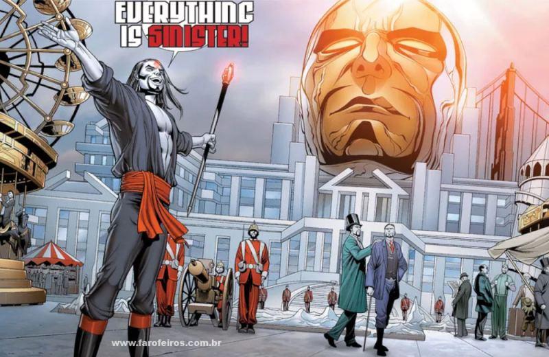 O Diamante Vermelho de Powers of X #4 - Uncanny X-Men #2 - 2011- Blog Farofeiros