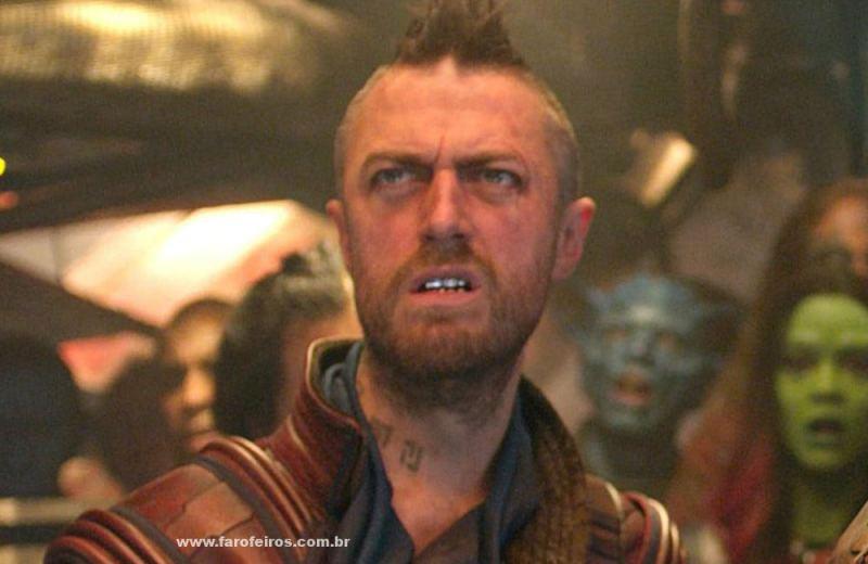 Sean Gunn - Quem é quem no elenco de Esquadrão Suicida 2 - James Gunn - Blog Farofeiros