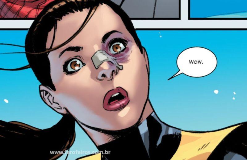 X-Men - O Diamante Vermelho - Marauders #1 - Kate Pryde