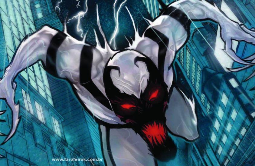 Anti Venom - Os simbiontes da Marvel Comics - Blog Farofeiros