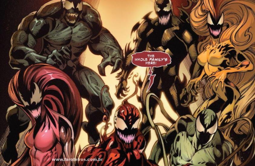 Carnificina - Fundação Vida - Os simbiontes da Marvel Comics - Blog Farofeiros