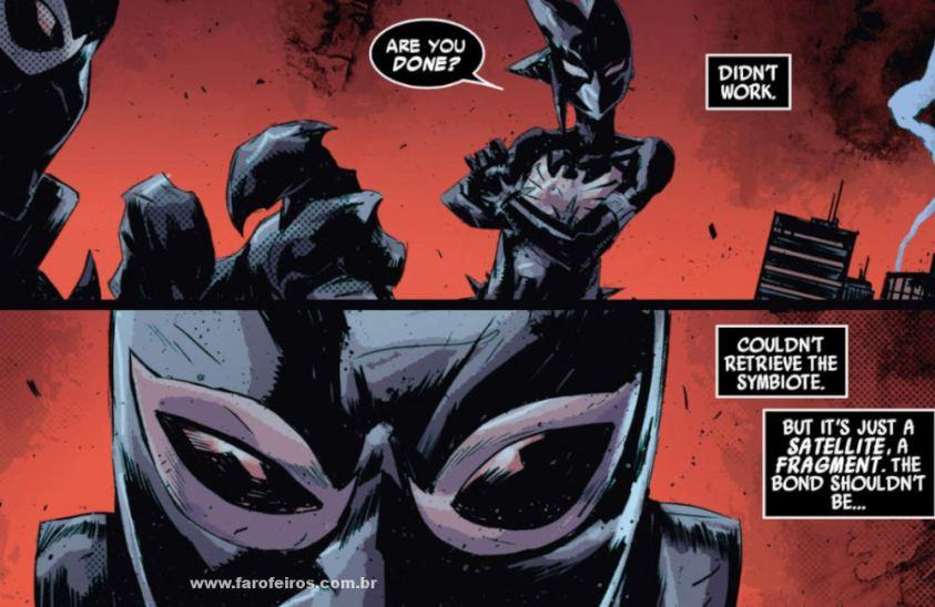 Mania - Agente Venom - Os simbiontes da Marvel Comics - Blog Farofeiros
