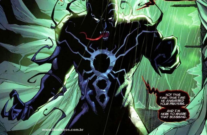 Poison - Os simbiontes da Marvel Comics - Blog Farofeiros