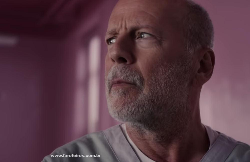 Unbreakable - Glass - 2 - Não conseguiram me quebrar ainda - Bruce Willis - Blog Farofeiros