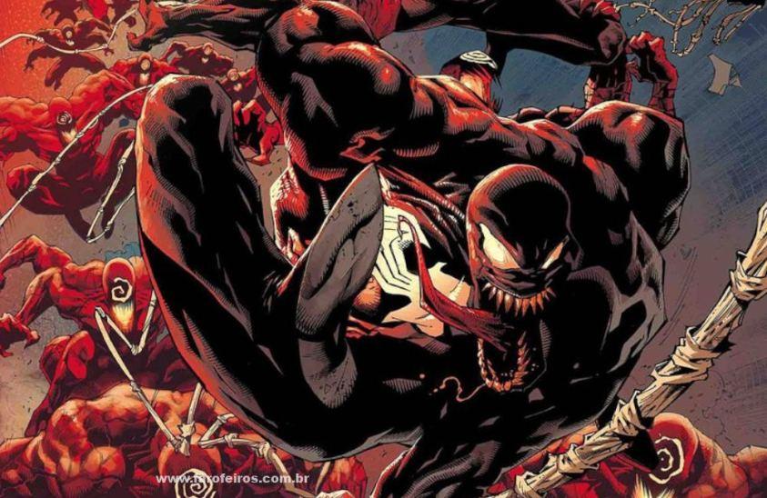 Venom - 1 - Os simbiontes da Marvel Comics - Blog Farofeiros